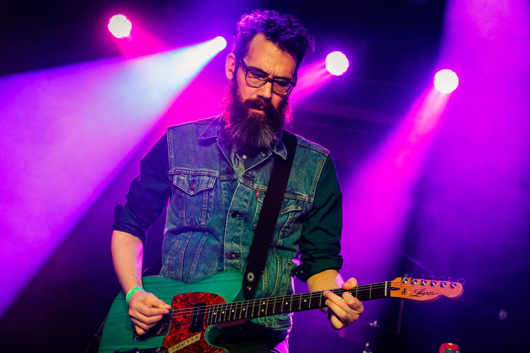 Mock Identity performing at Union Stage in Washington, DC - 3/20/2018 (photo by Matt Condon / @arcane93)