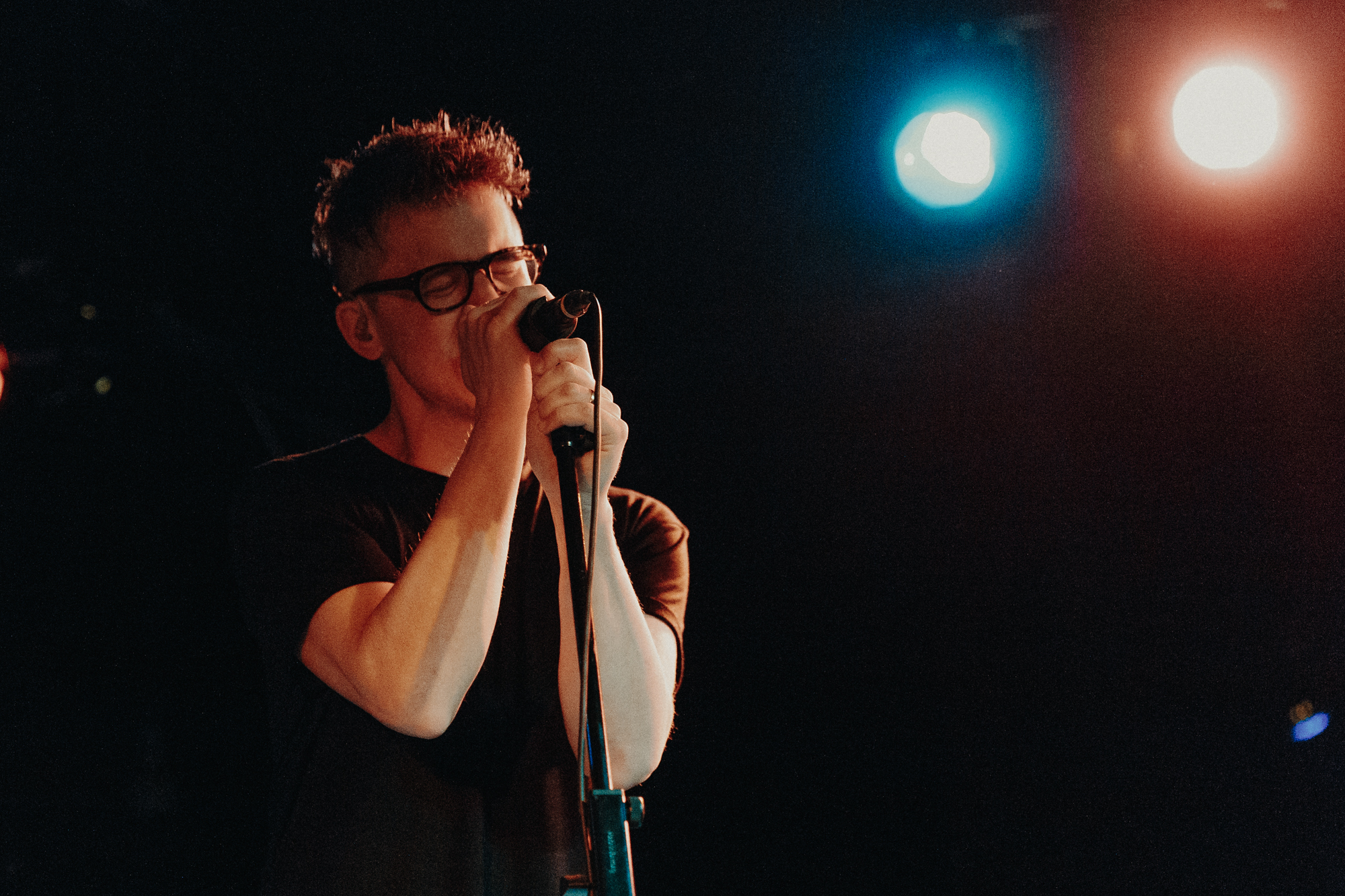 Son Lux at Black Cat (Photo by Mauricio Castro /  @themauricio )
