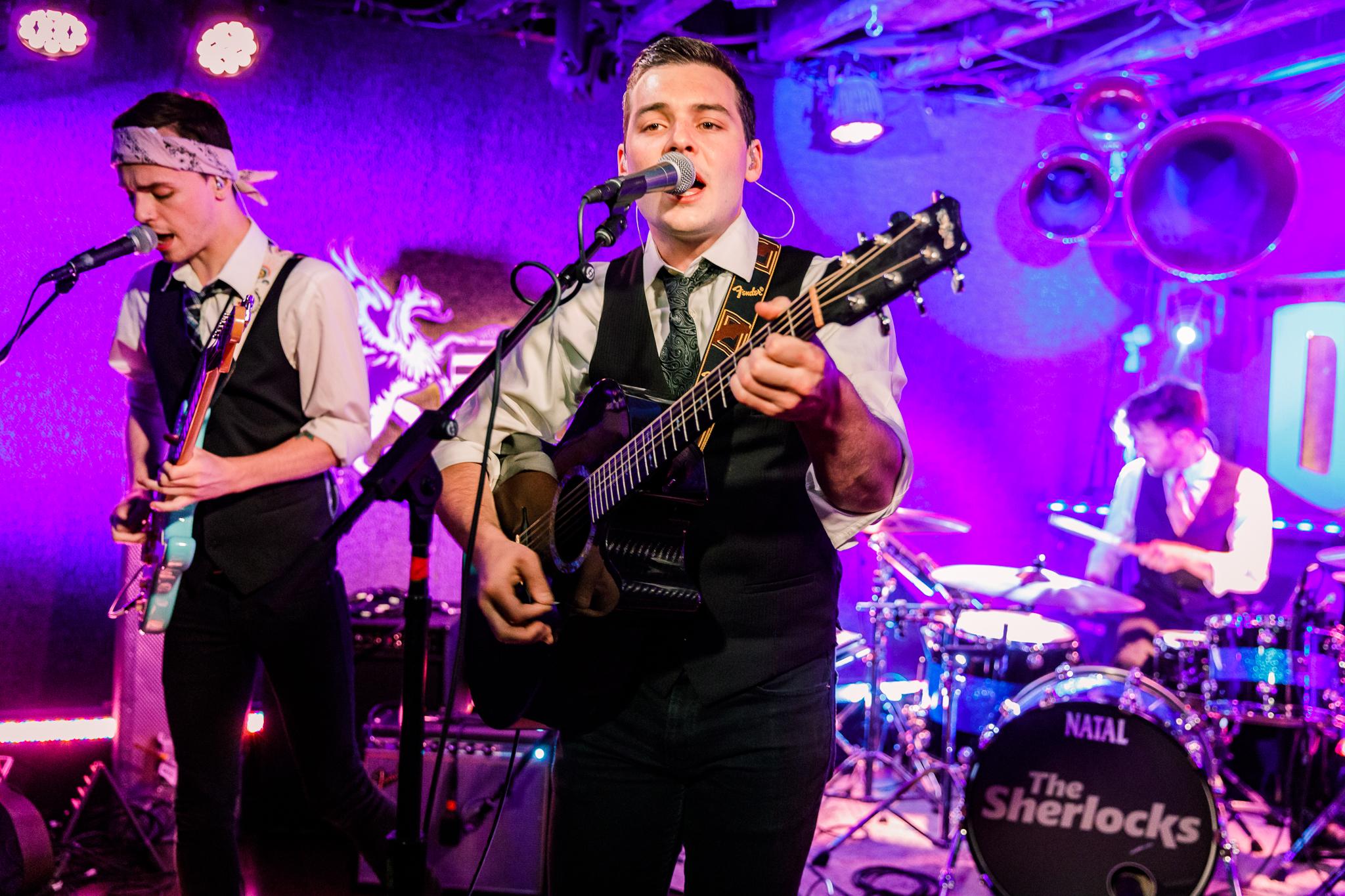 Broke Royals performing at DC9 in Washington, DC - 5/7/2018 (photo by Matt Condon / @arcane93)