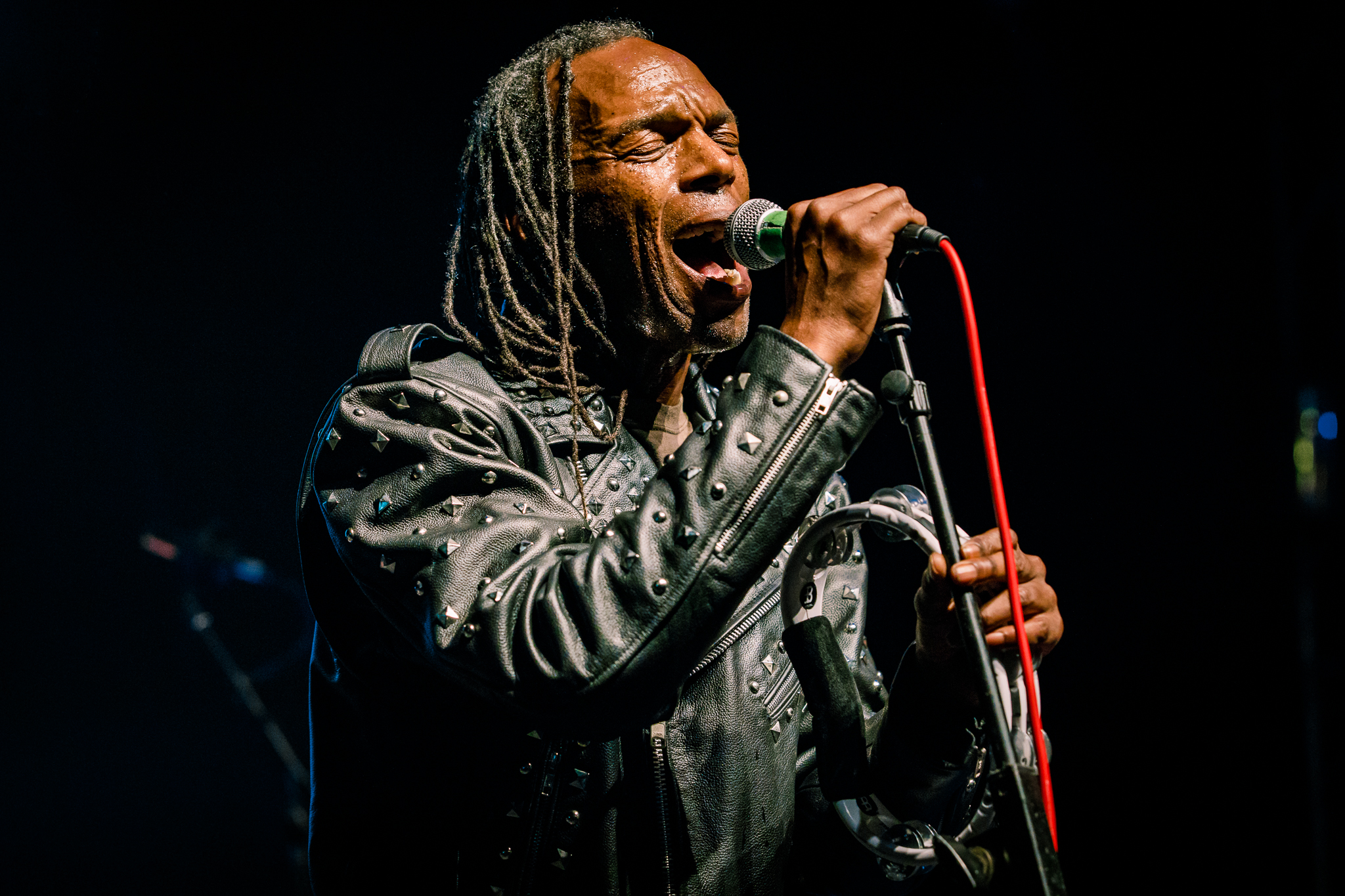 The Beat feat. Ranking Roger performing at The Forum Hertfordshire in Hatfield, England on May 26th, 2018 (photo by Matt Condon /  @arcane93 )