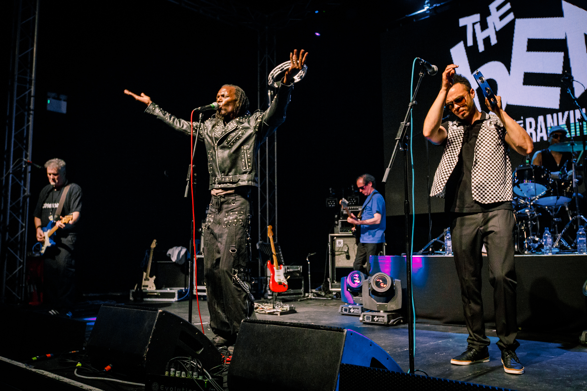The Beat feat. Ranking Roger performing at The Forum Hertfordshire in Hatfield, England - 5/26/2018 (photo by Matt Condon / @arcane93)