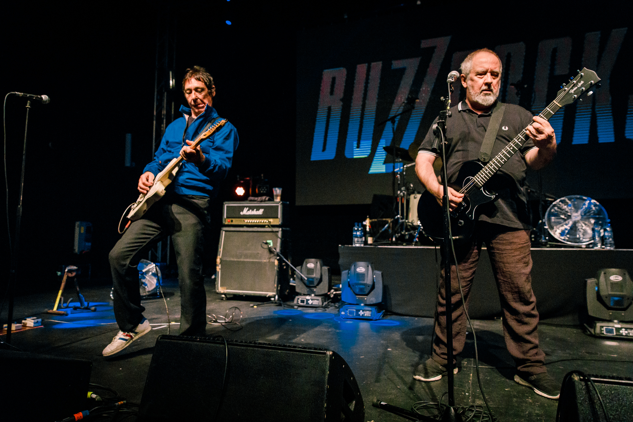 Buzzcocks performing at The Forum Hertfordshire in Hatfield, England - 5/26/2018 (photo by Matt Condon / @arcane93)