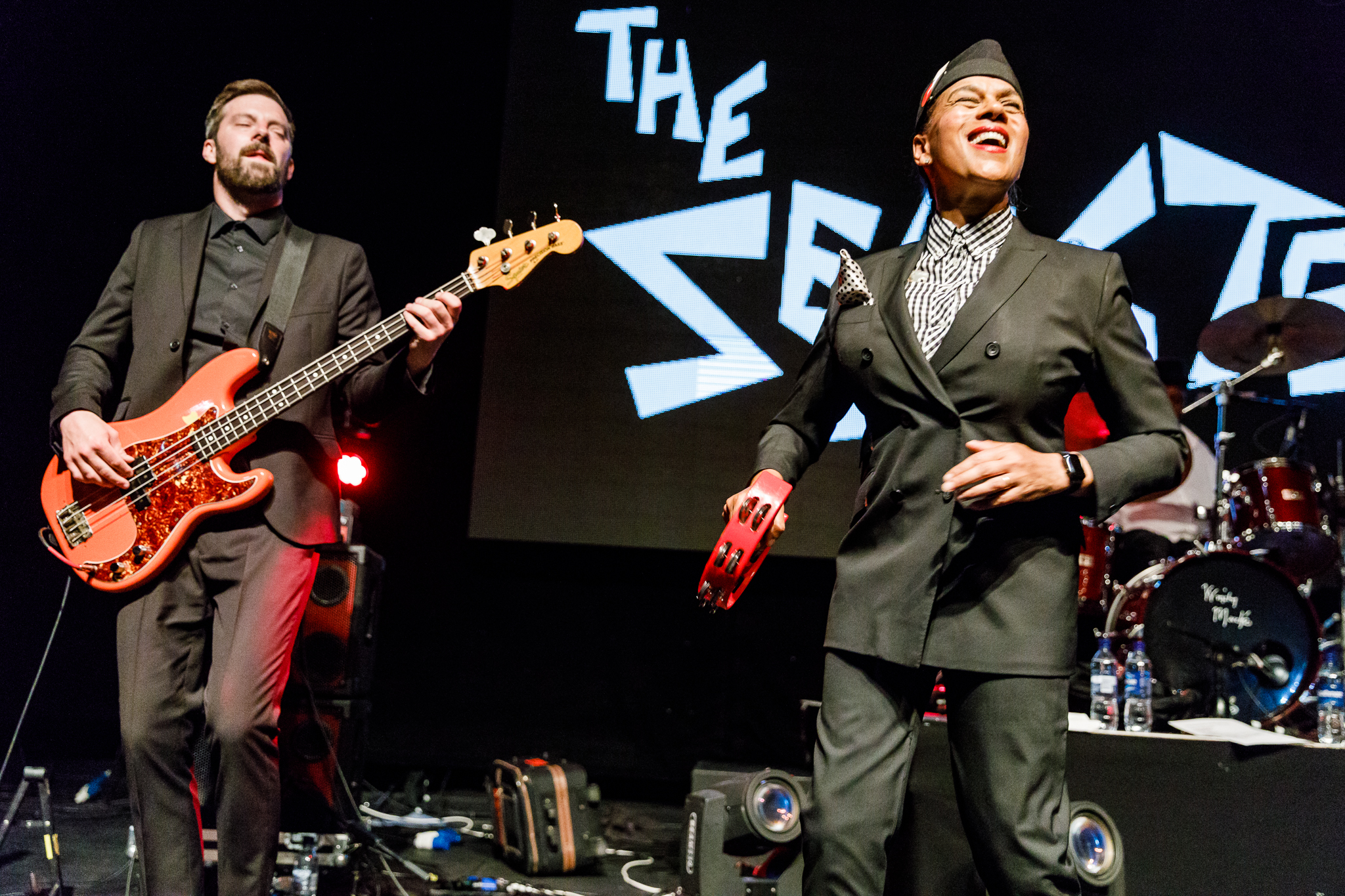 The Selecter performing at The Forum Hertfordshire in Hatfield, England - 5/26/2018 (photo by Matt Condon / @arcane93)