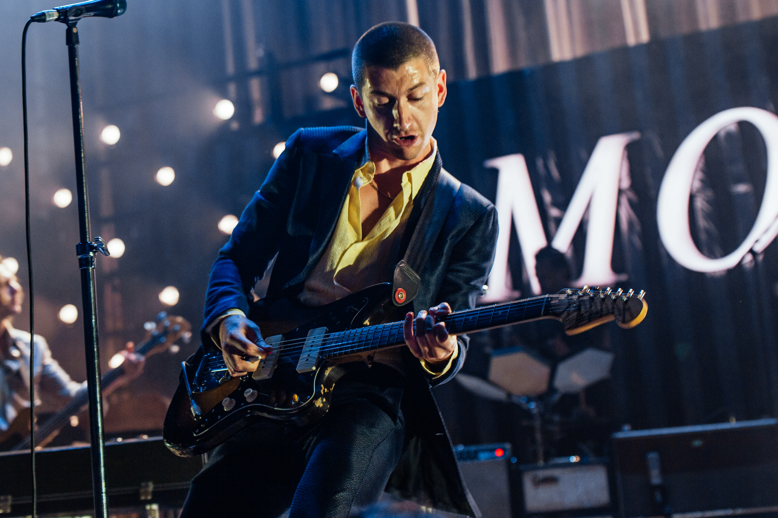 Arctic Monkeys at The Anthem (Photo by Mauricio Castro /  @themauricio )