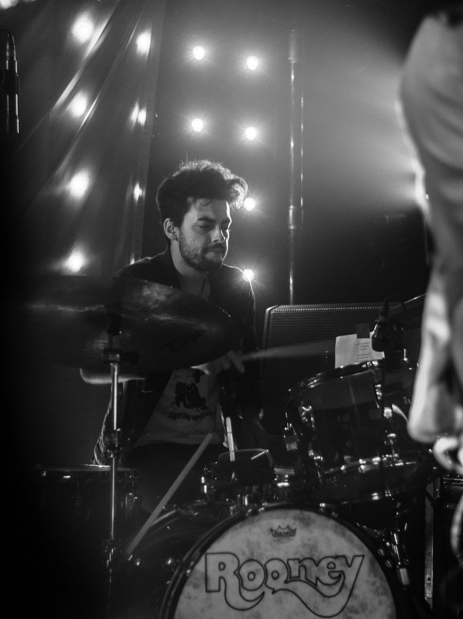 Rooney at Rock and Roll Hotel (Photo by Carolina Correa Caro /  @veronik_bandw )