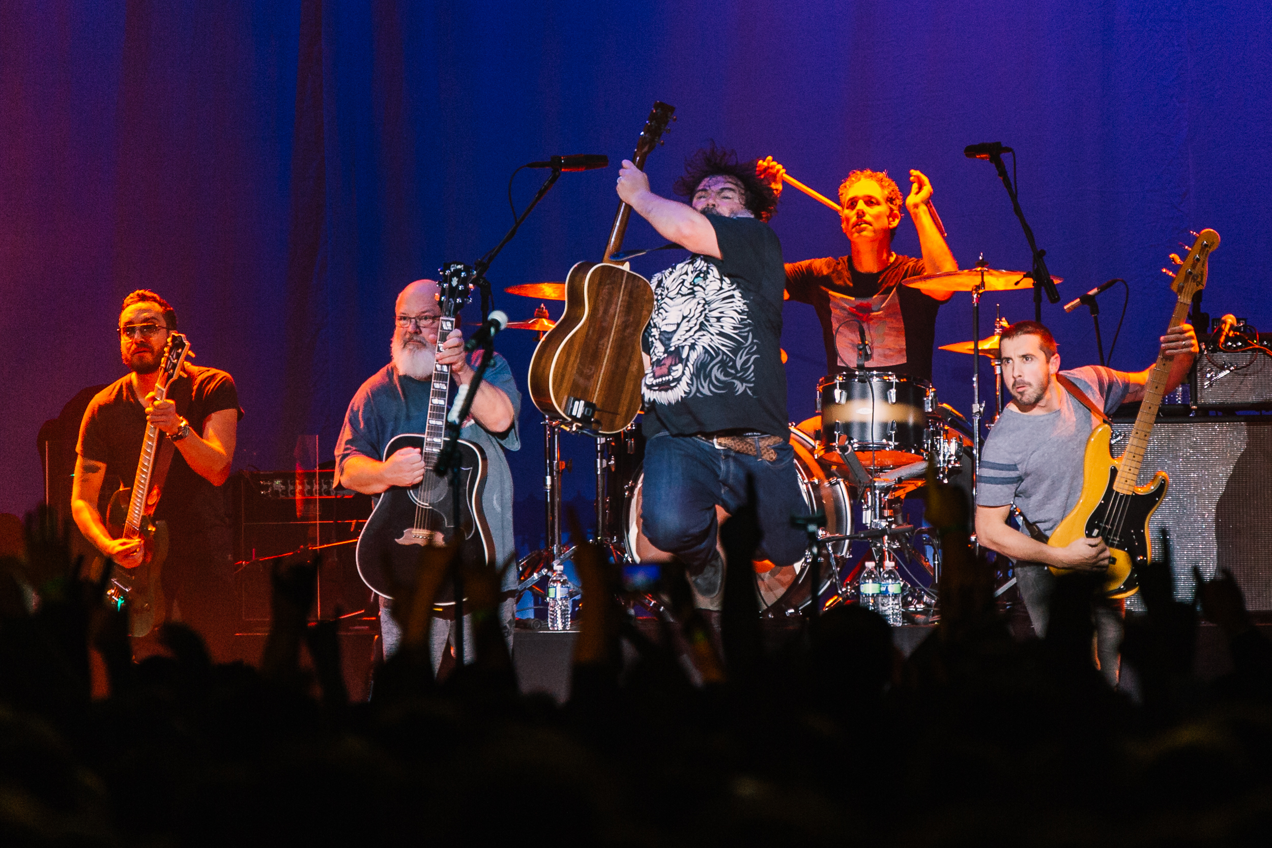 Tenacious D at The Anthem (Photo by Mauricio Castro /  @themauricio )