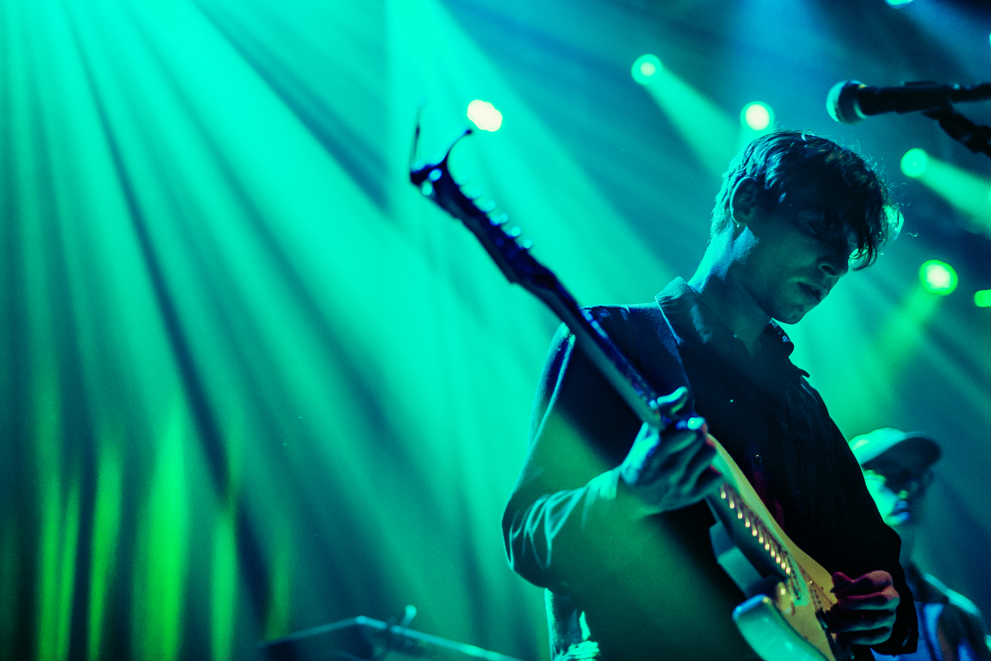 Wild Nothing at 9:30 Club (Photo by Amanda Molloy)