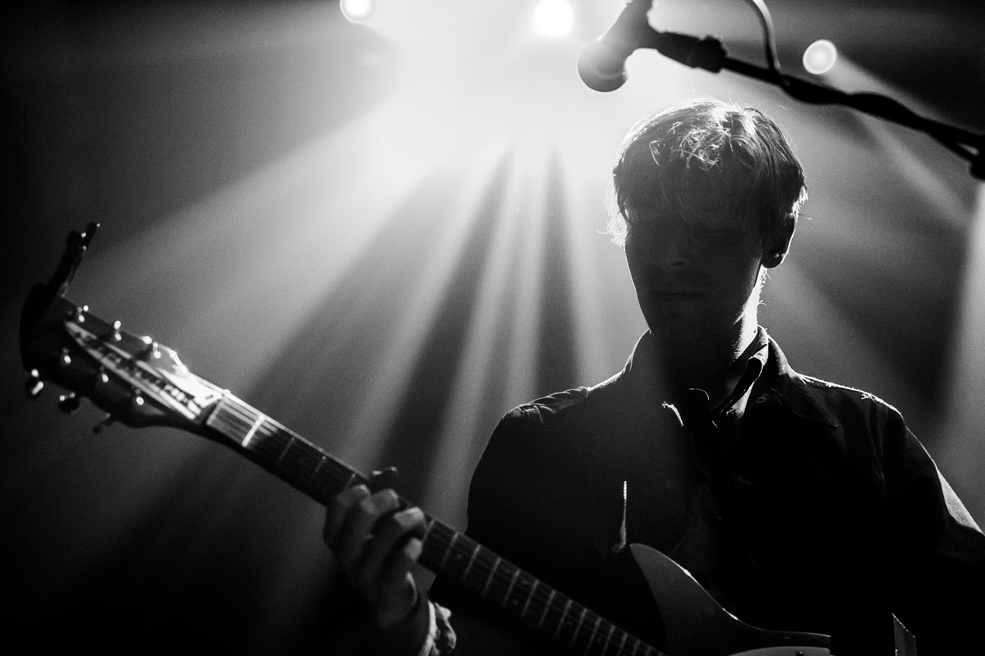 Wild Nothing at 9:30 Club (Photo by Amanda Molloy /  @street.joy)