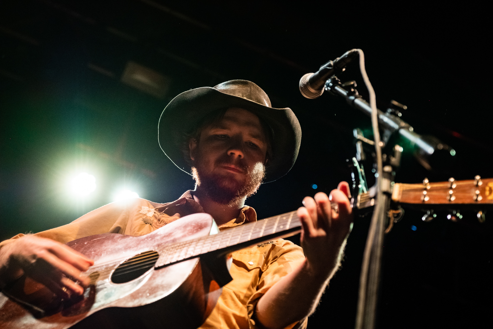 Colter Wall is COUNTRY AF! (Photo by Joel Richard /  @joelscottrichard )
