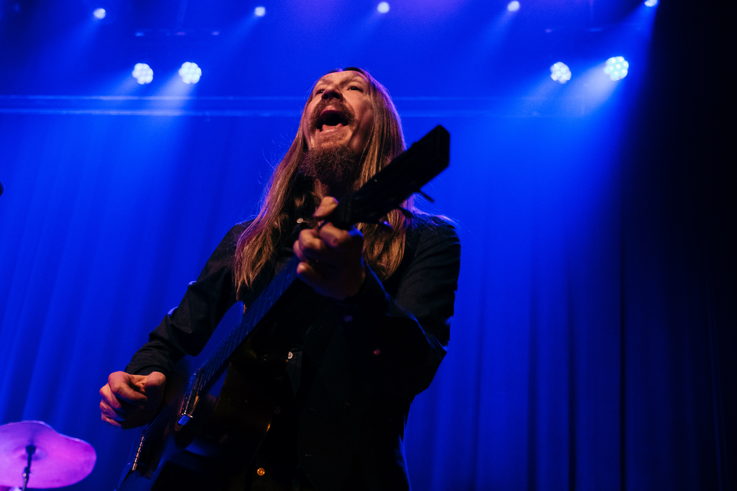 The Wood Brothers at 9:30 Club (Photo by Joel Richard)