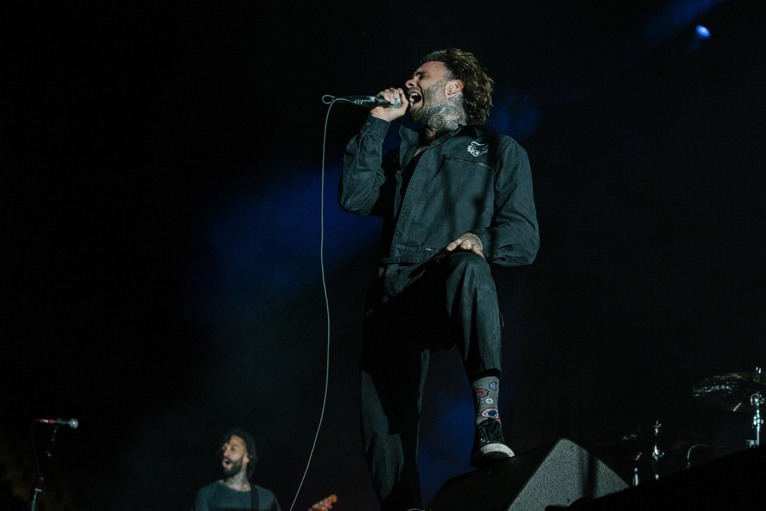 Fever 333 at EagleBank Arena (Photo by Anna Moneymaker)