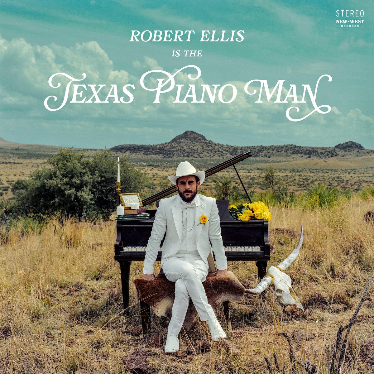 Texas Piano ManRobert Ellis - LINKSOfficial SiteBandcampFacebookTwitterInstagramLISTEN ONSpotifyApple Music