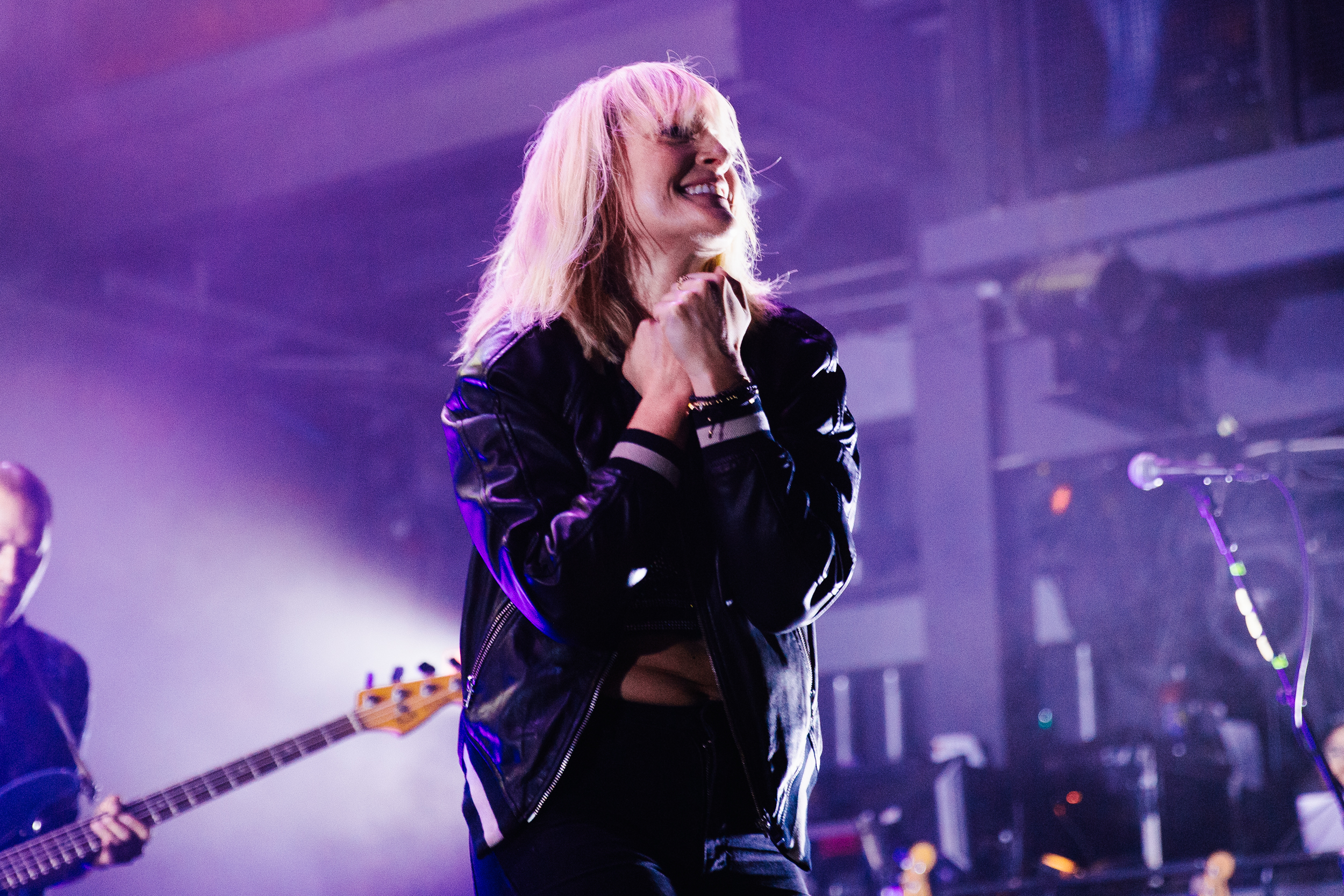 Metric at Fillmore Silver Spring (Photo by Mauricio Castro)