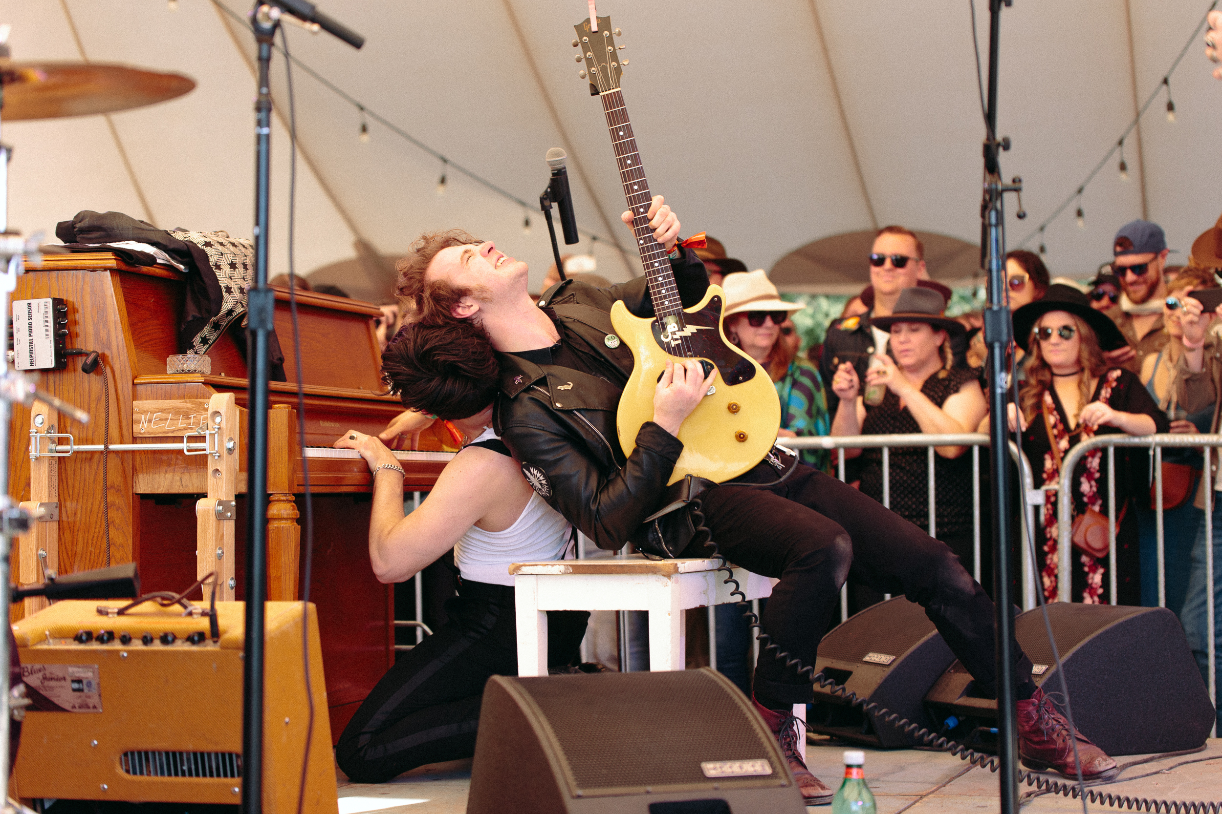 Low Cut Connie at Luck Reunion (Photo by Mauricio Castro)
