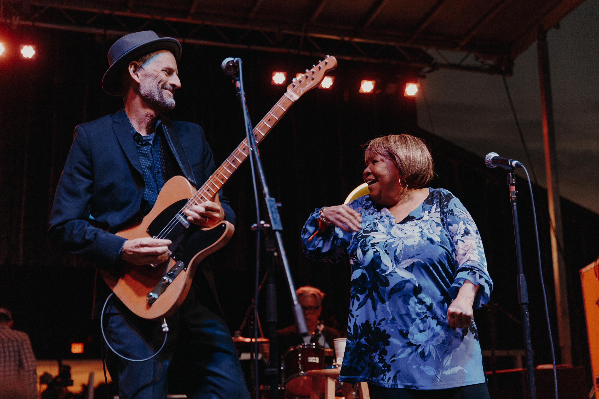 Mavis Staples at Luck Reunion 2019 (Photo by Mauricio Castro /  @themauricio )