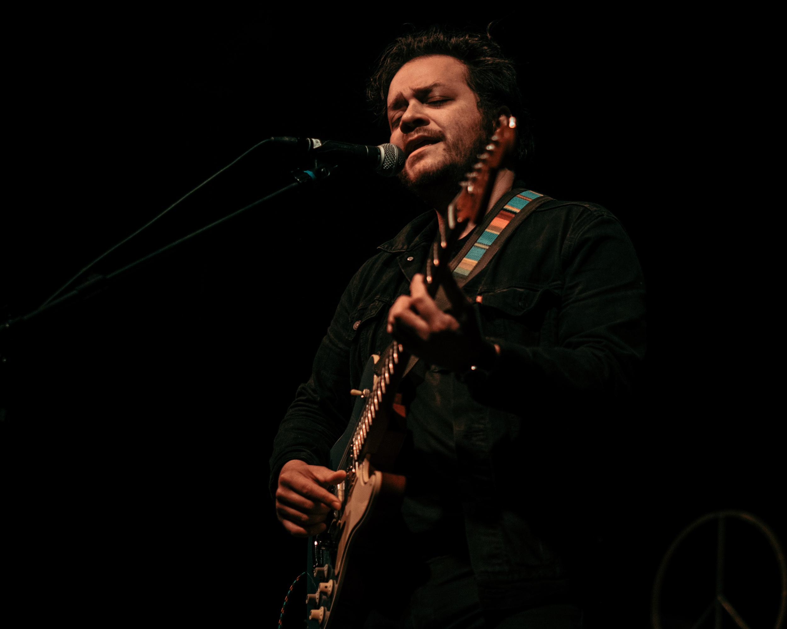David Ramirez at 9:30 Club (Photo by Joel Richard)