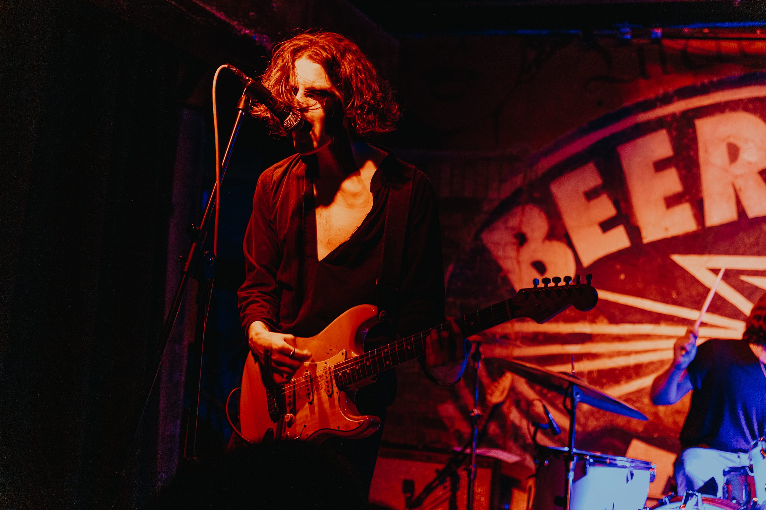 The Blinders at Beer Land USA (Photo by Mauricio Castro)