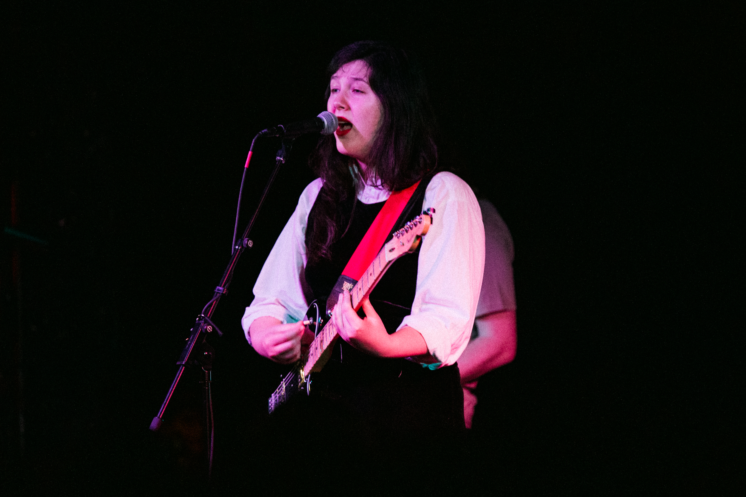 Lucy Dacus at Black Cat (Photo by Mauricio Castro)