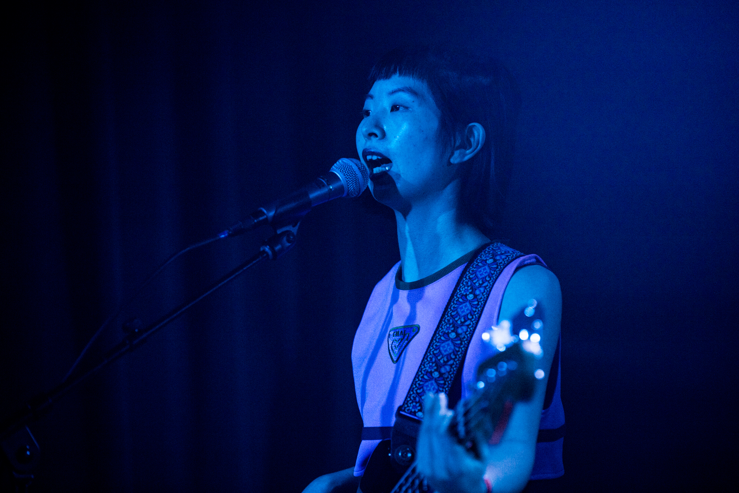 CHAI at Union Stage (Photo by Mauricio Castro)