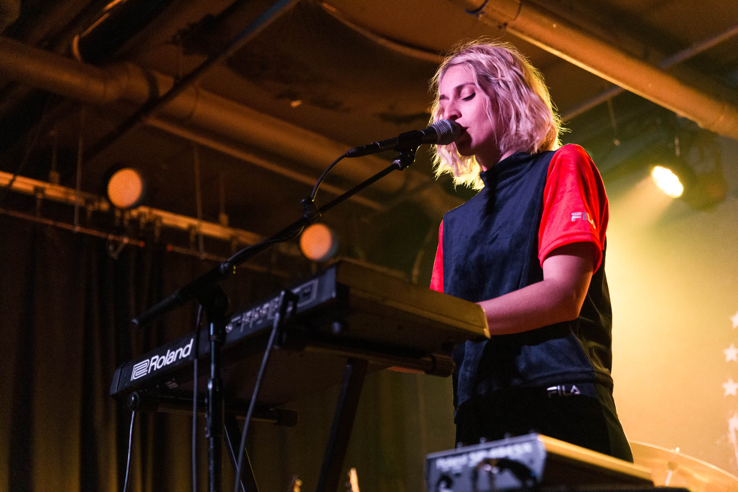 MUNYA at U Street Music Hall (Photo by Mauricio Castro)