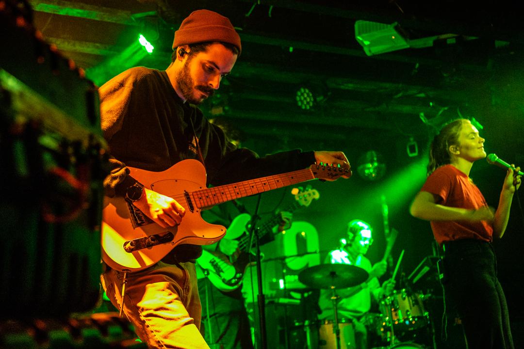 Dizzy at DC9 (Photo by Carolina Correa-Caro)