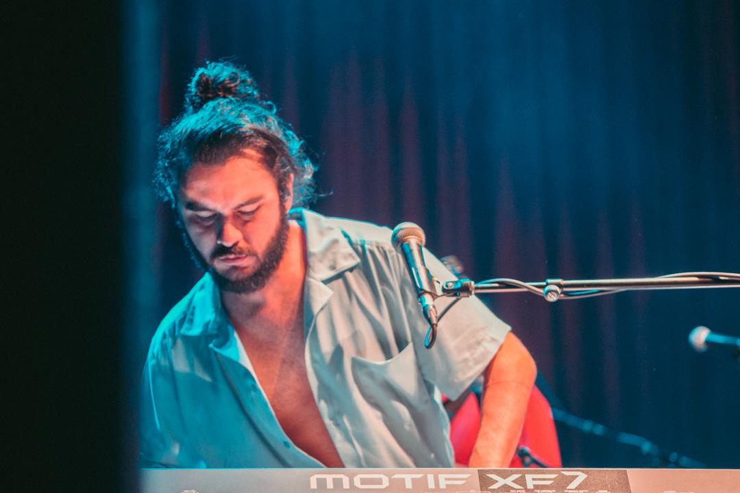 Vicente Garcia at The Fillmore Silver Spring (Photo by Carolina Correa-Caro)