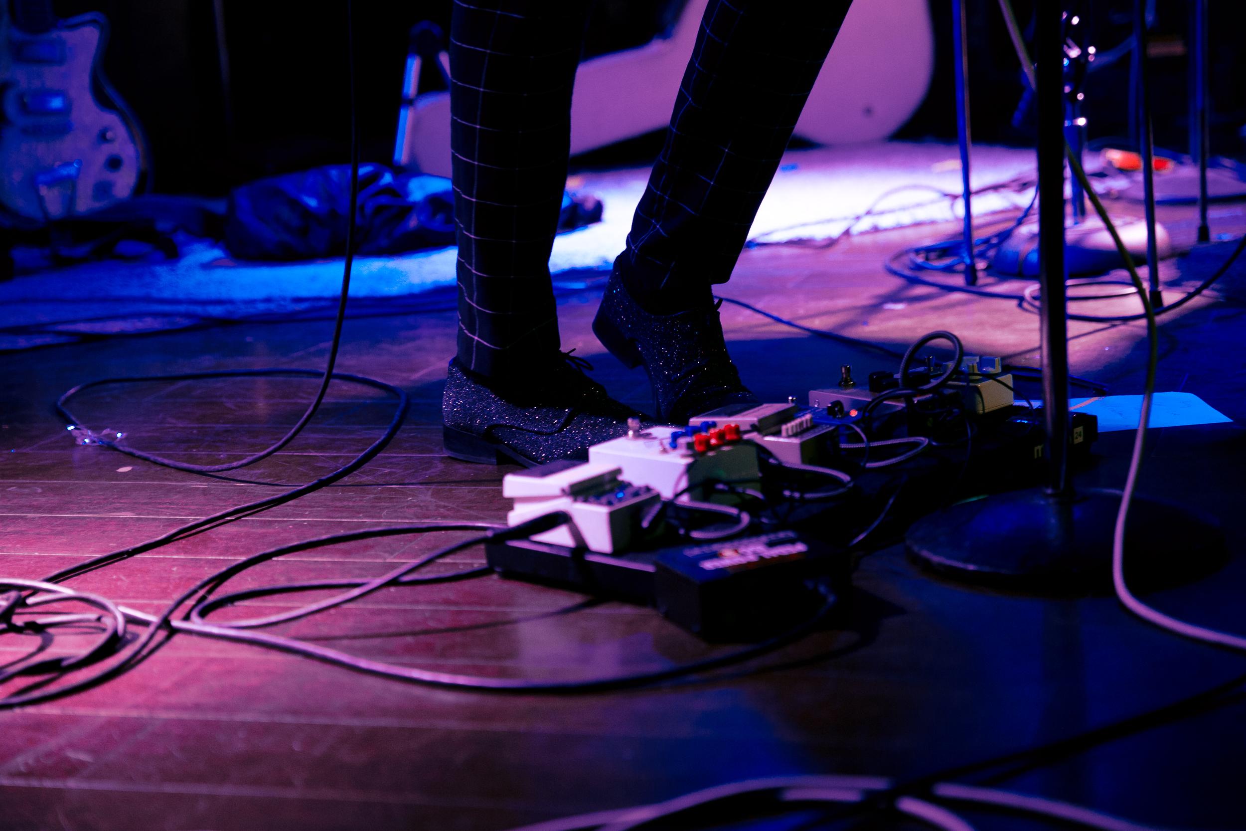 KOLARS at DC9 (Photo by Mauricio Castro)