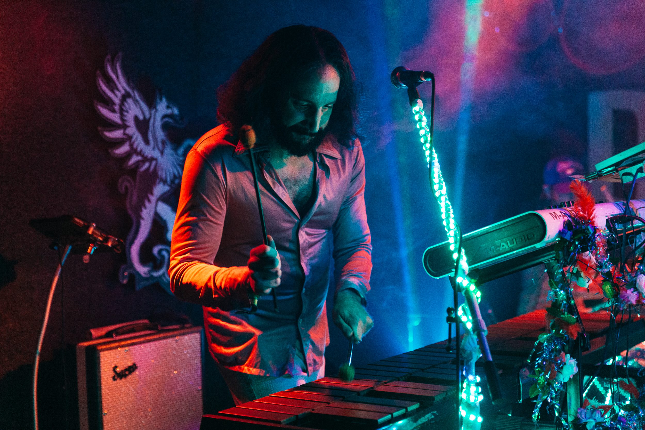 Calliope Musicals at DC9 (Photo by Mauricio Castro)