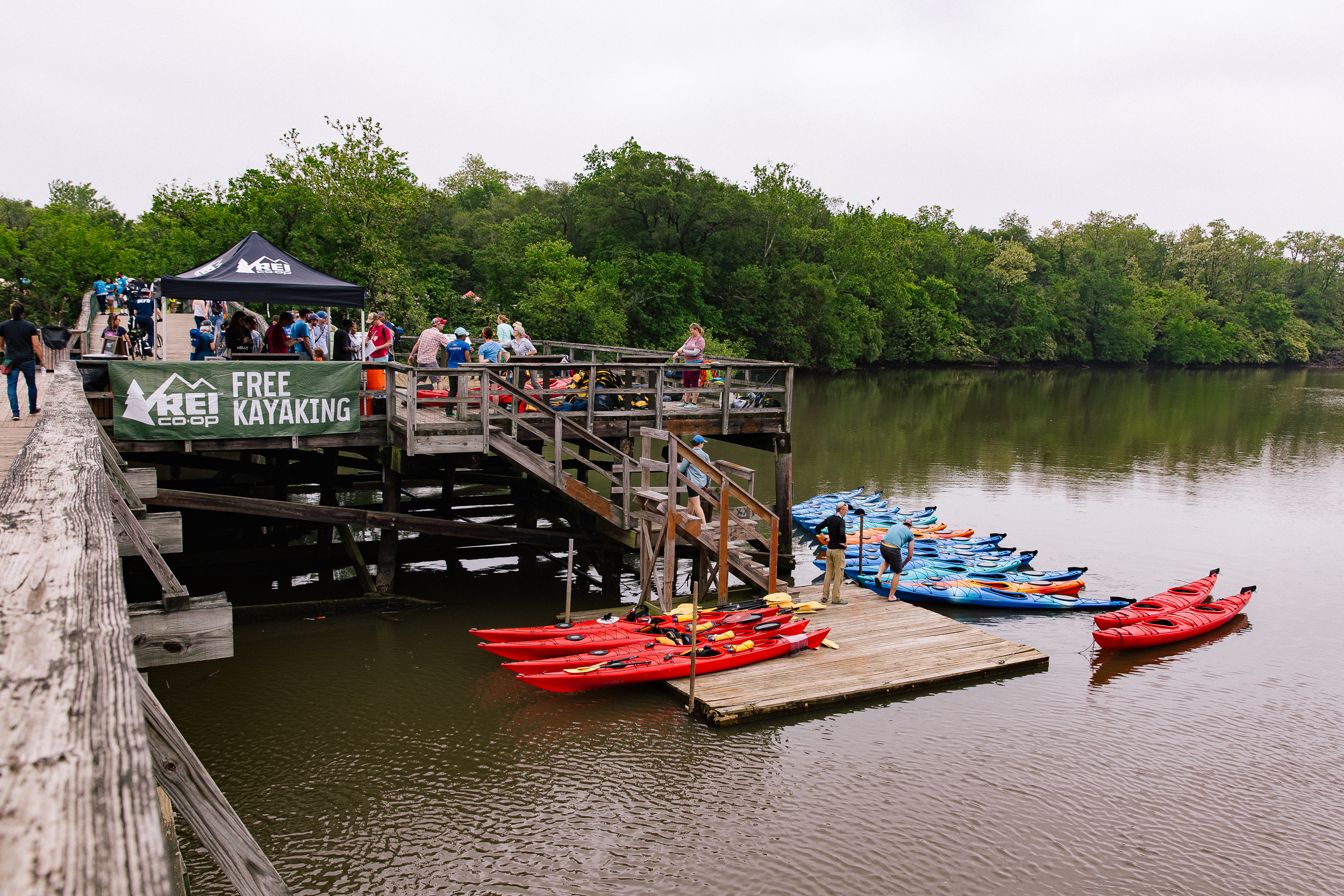 Kingman Island Bluegrass & Folk Festival (Photo by Mauricio Castro)