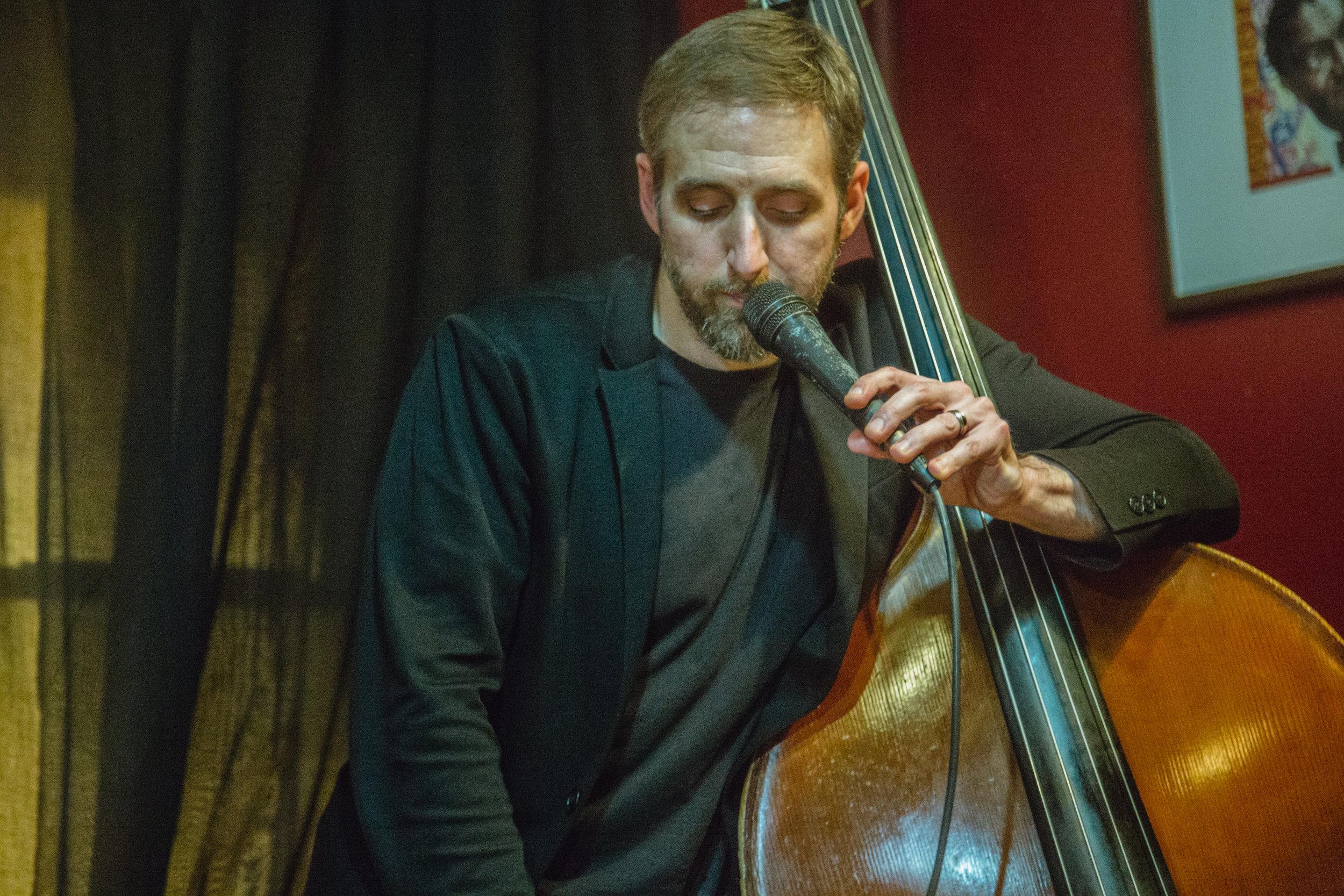 Joe Policastro Trio (Photo by Carolina Correa-Caro; @veronik_bandw)