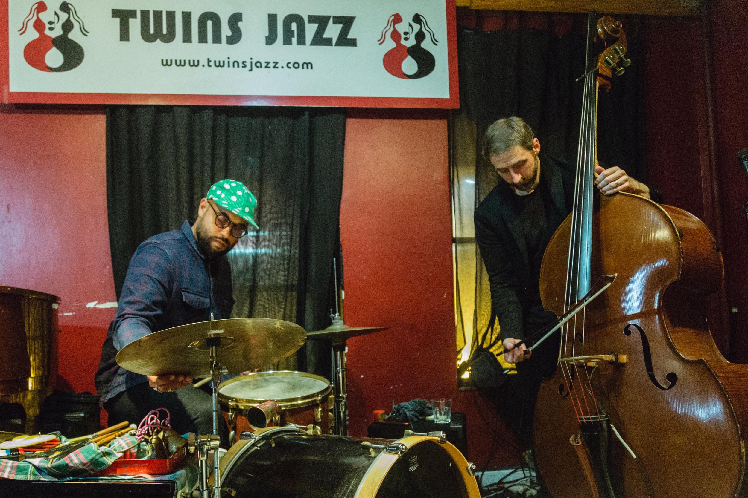 Joe Policastro Trio at Twins Jazz (Photo by Carolina Correa-Caro /  @veronik.bandw )