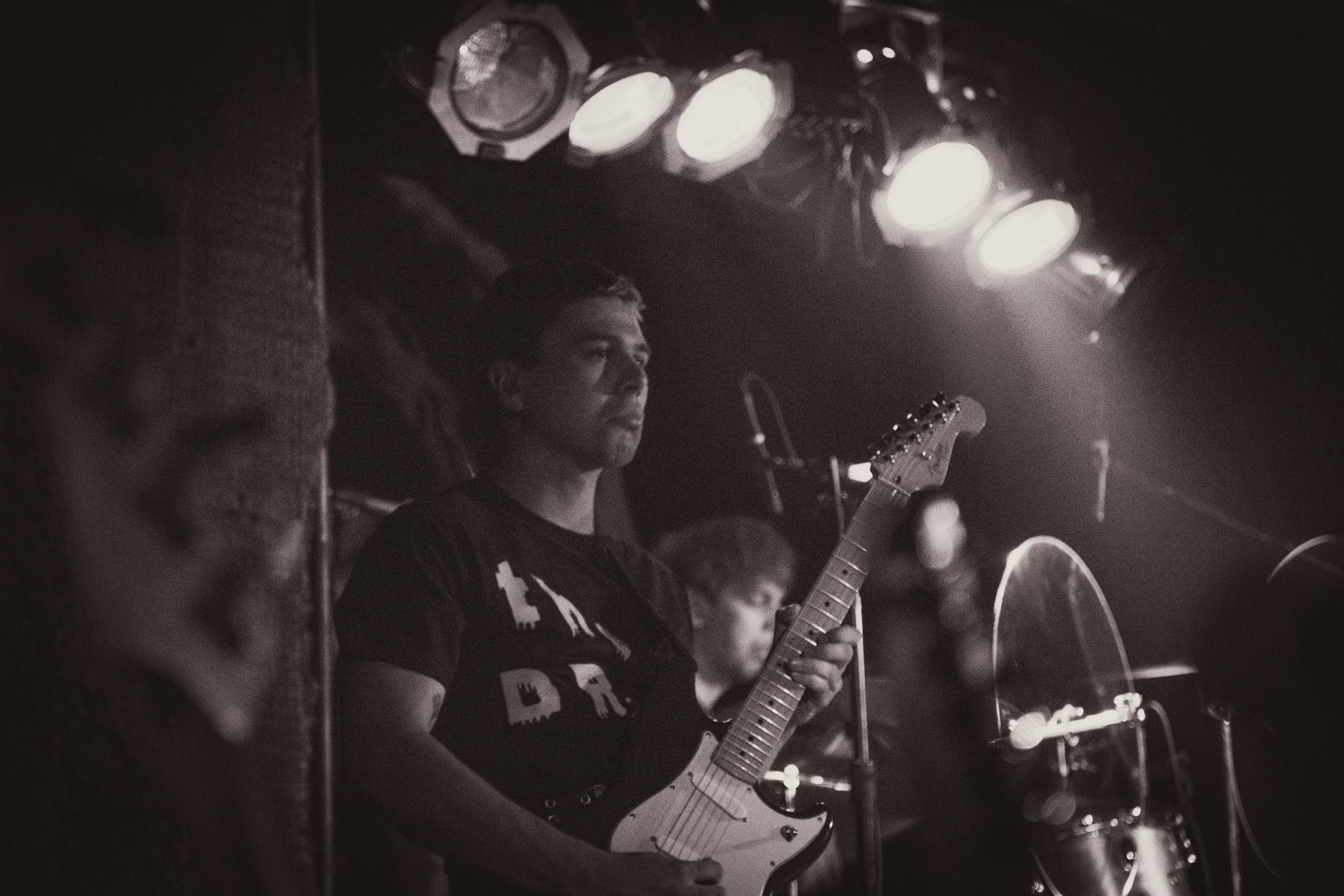 The Drums at Black Cat (Photo by Carolina Correa-Caro; @veronik_bandw)