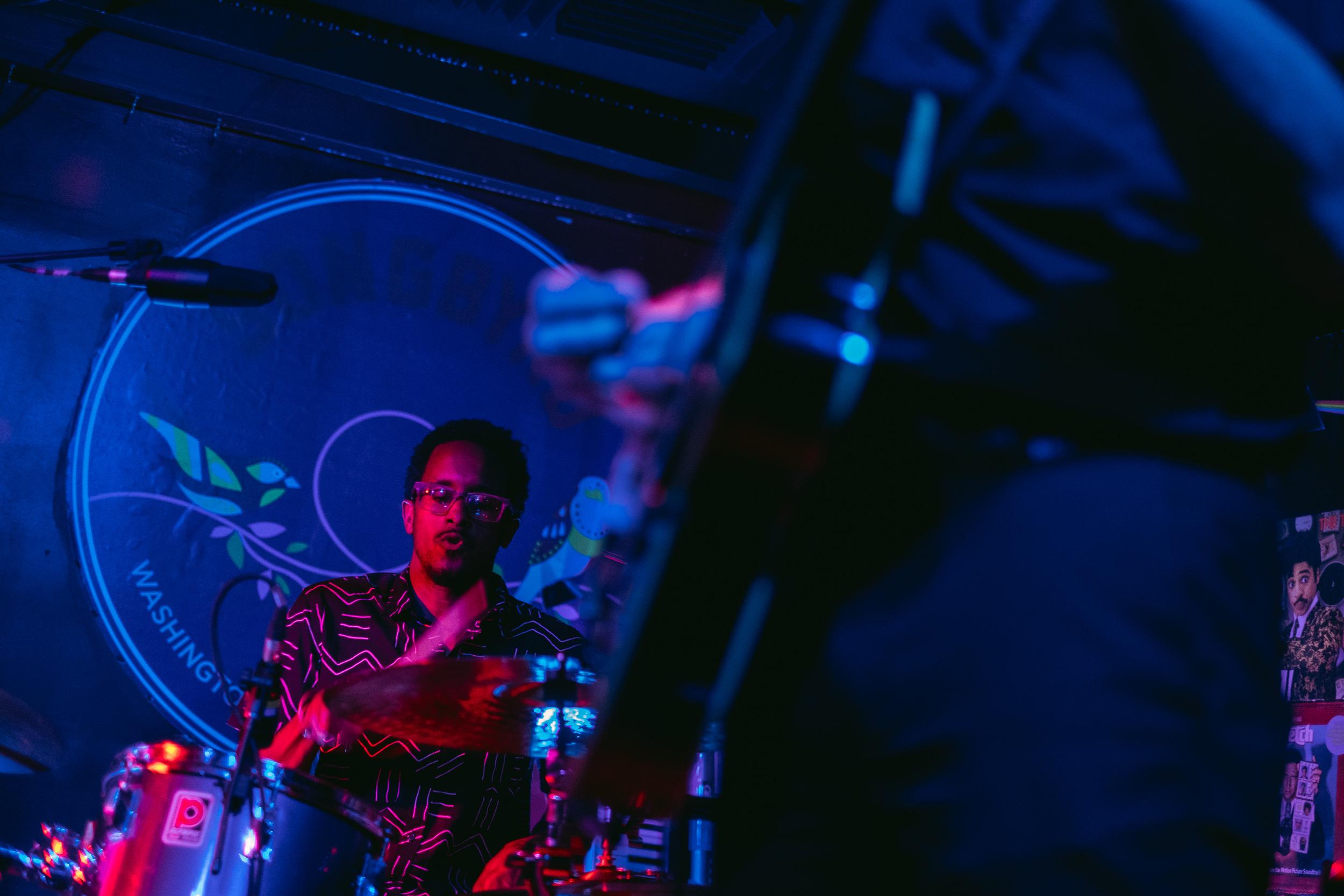 Mattiel performing at Songbyrd Music House in Washington, D.C. (Photo by Joel Richard /    @joelscottrichard )