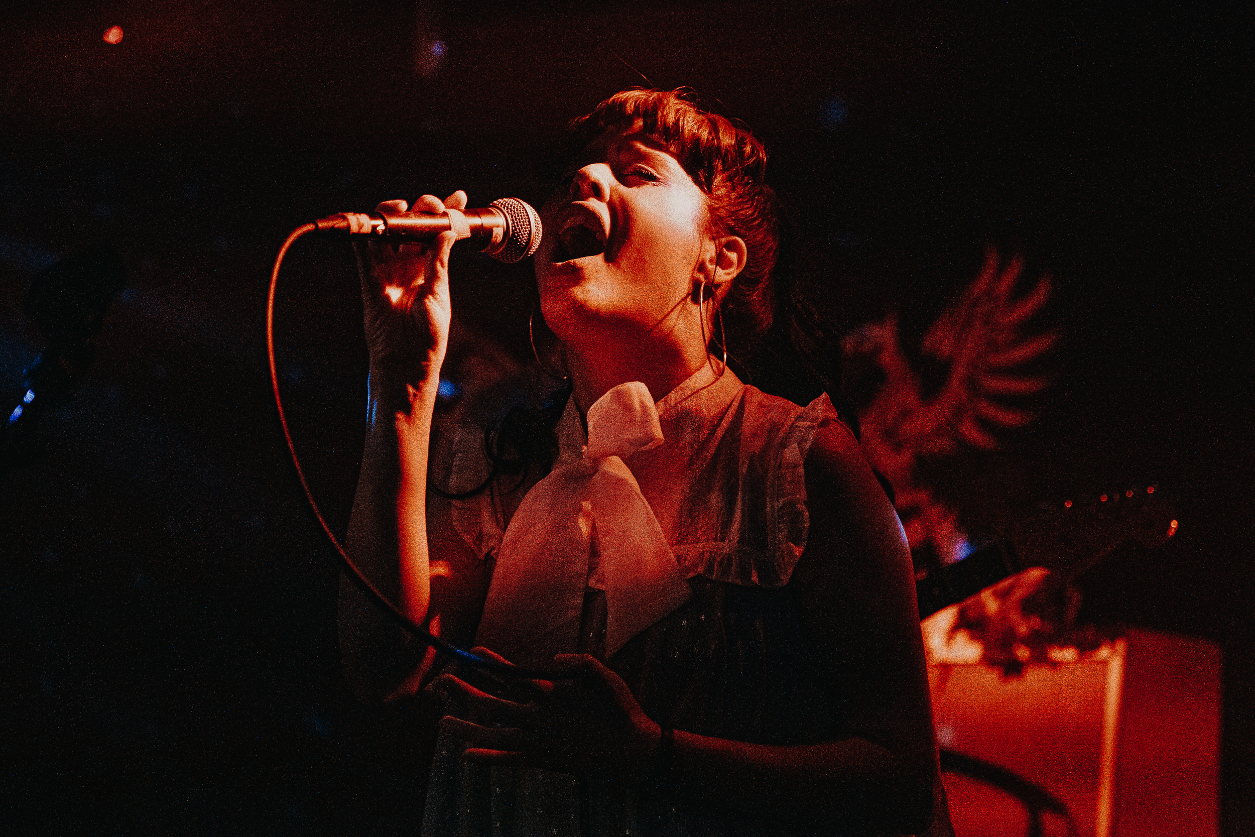 Wild Moccasins at DC9 (Photo by Mauricio Castro)
