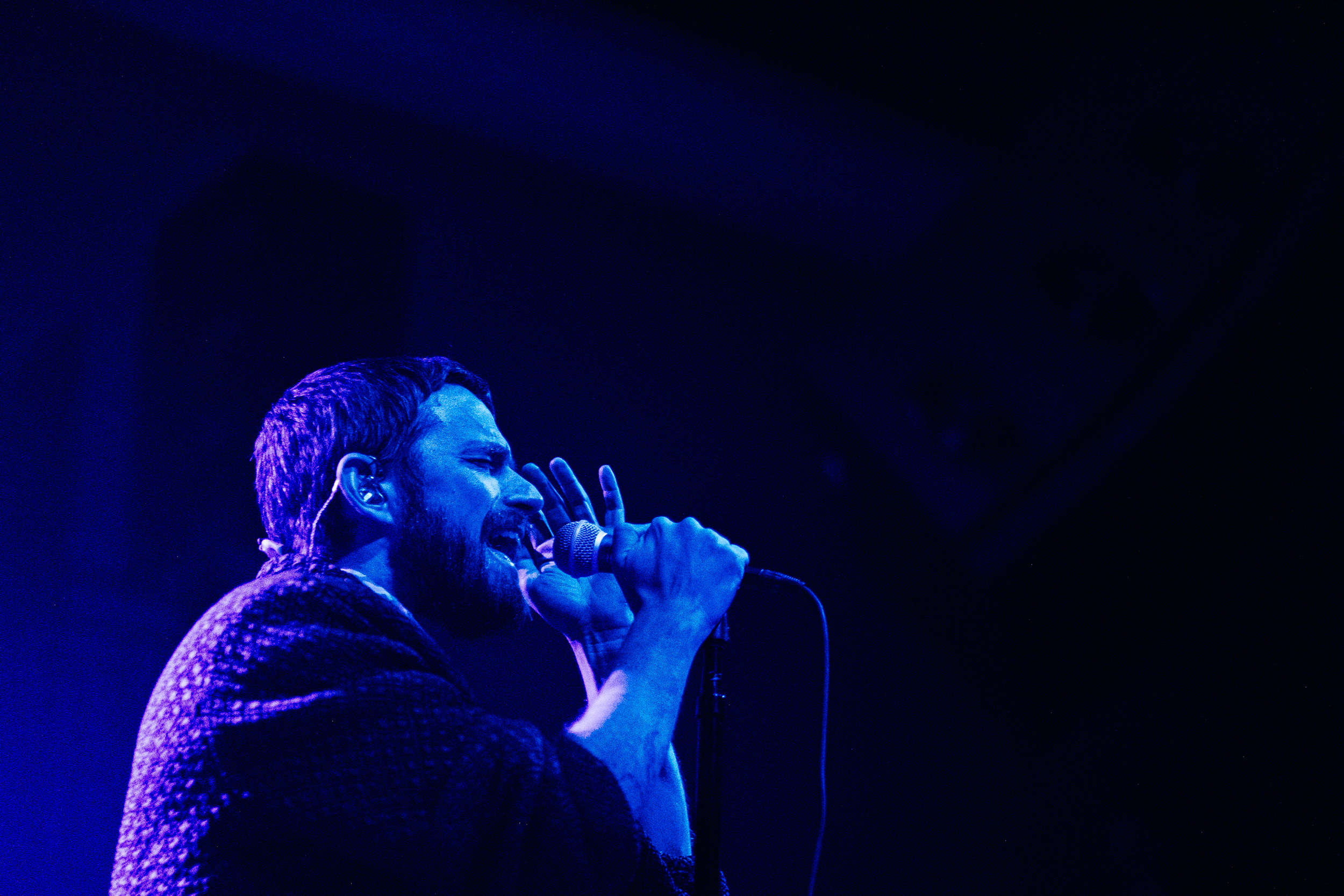 Yeasayer at 9:30 Club (Photo by Joel Richard)