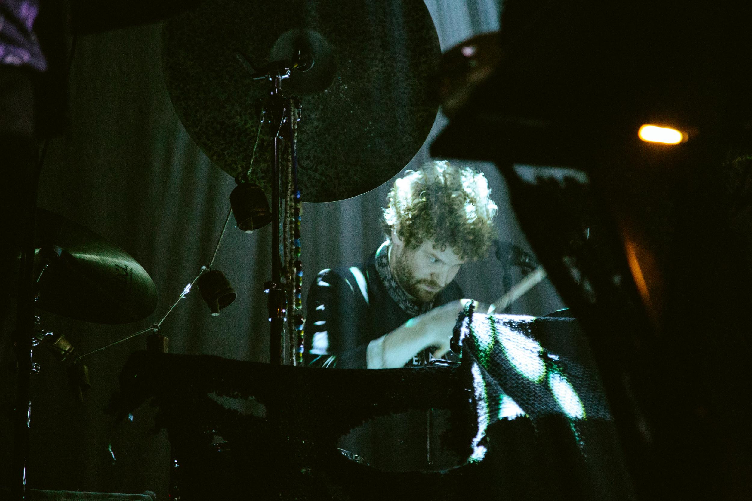 Nick Murphy at 9:30 (Photo by Carolina Correa-Caro)
