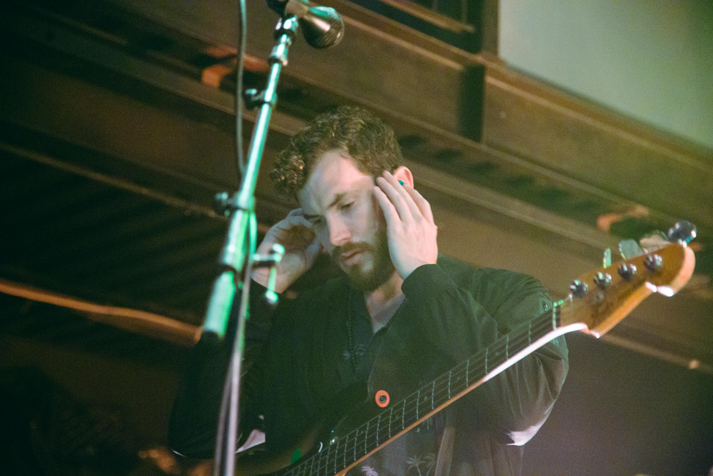 Nick Murphy at 9:30 Club (Photo by Carolina Correa-Caro)