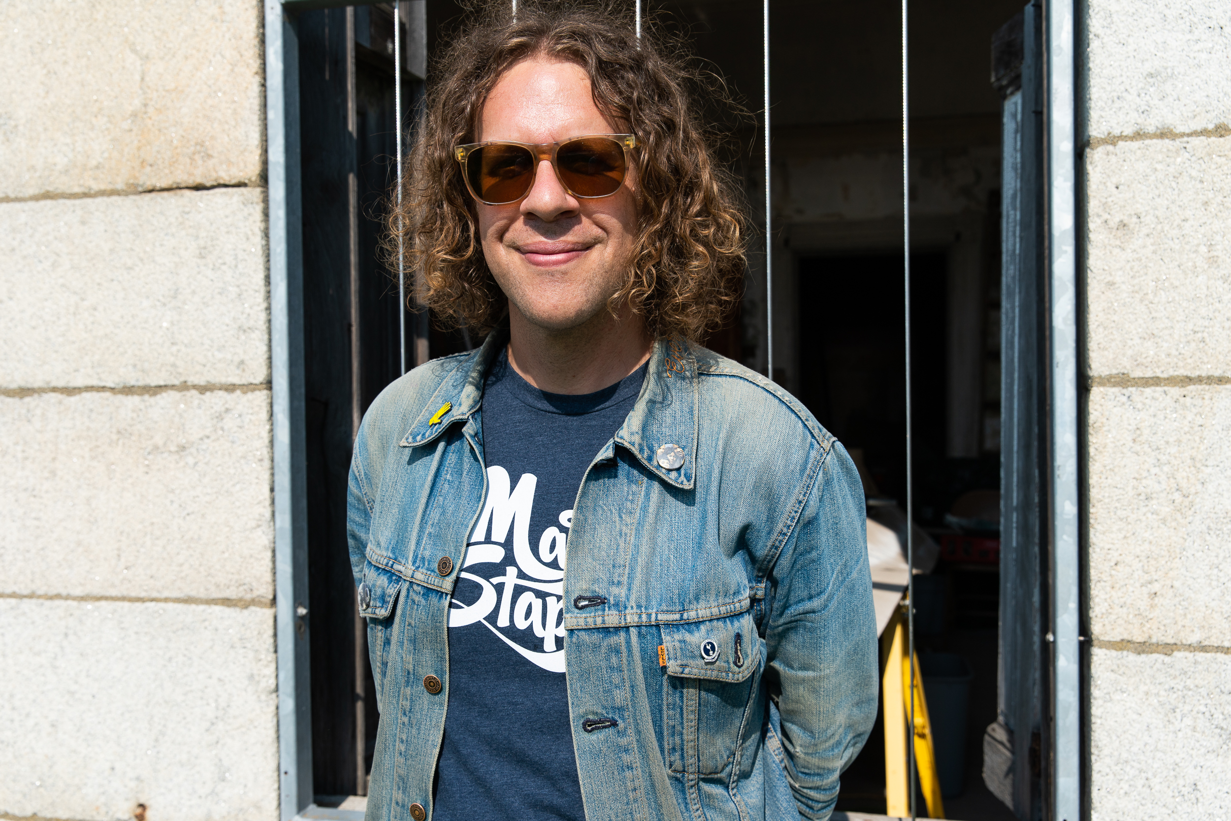 Phil Cook at Newport Folk Festival (Photo by Mauricio Castro)
