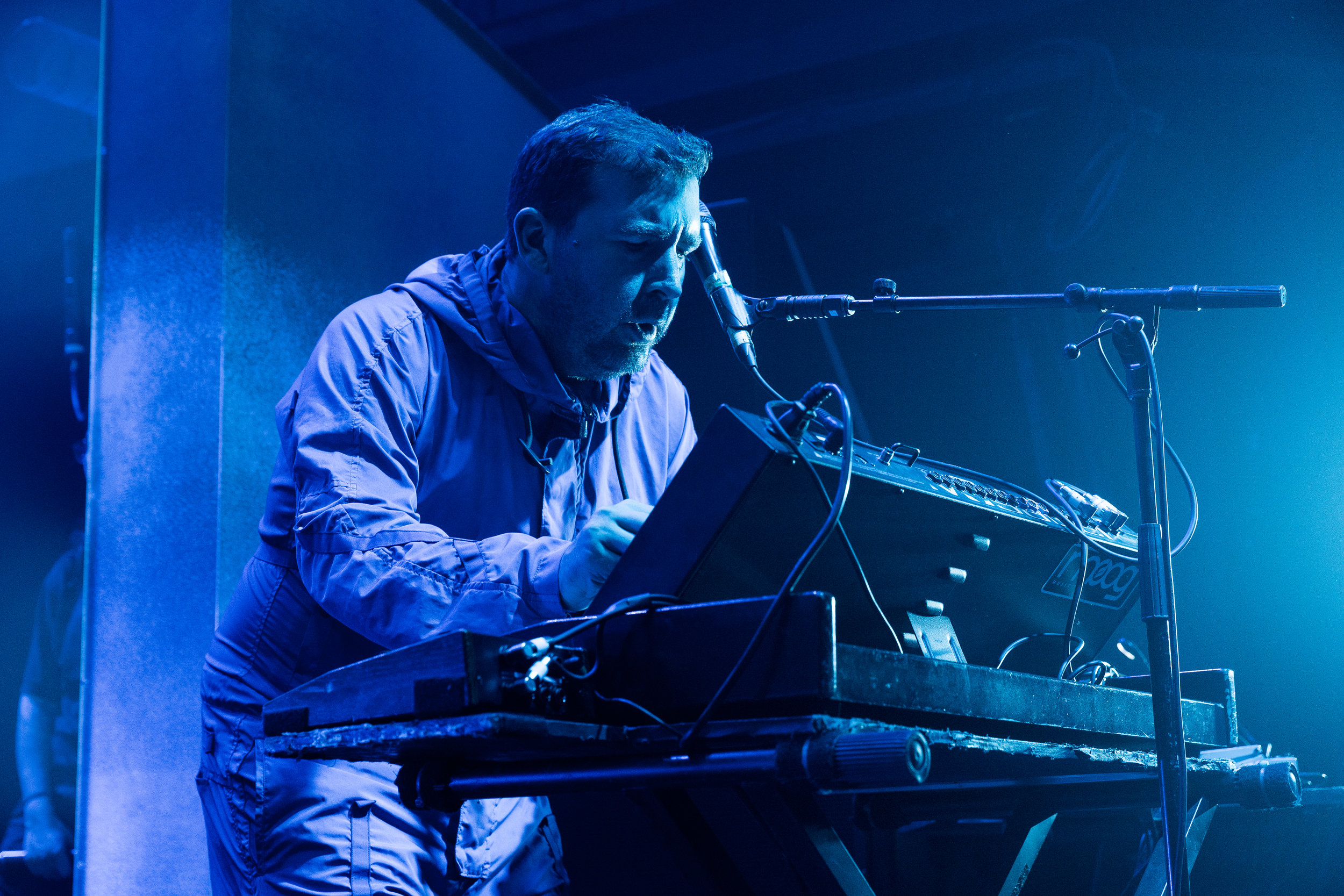 Hot Chip at 9:30 Club (Photo by Mauricio Castro)