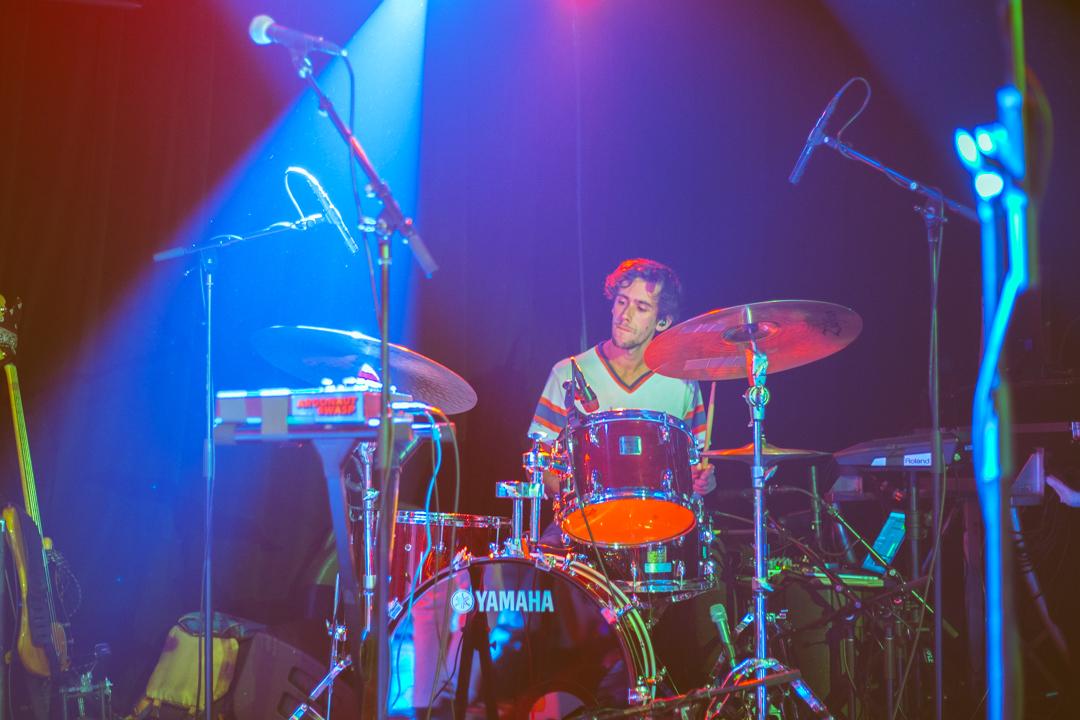 Argonaut & Wasp at Union Stage  (Photo by Carolina Correa-Caro)