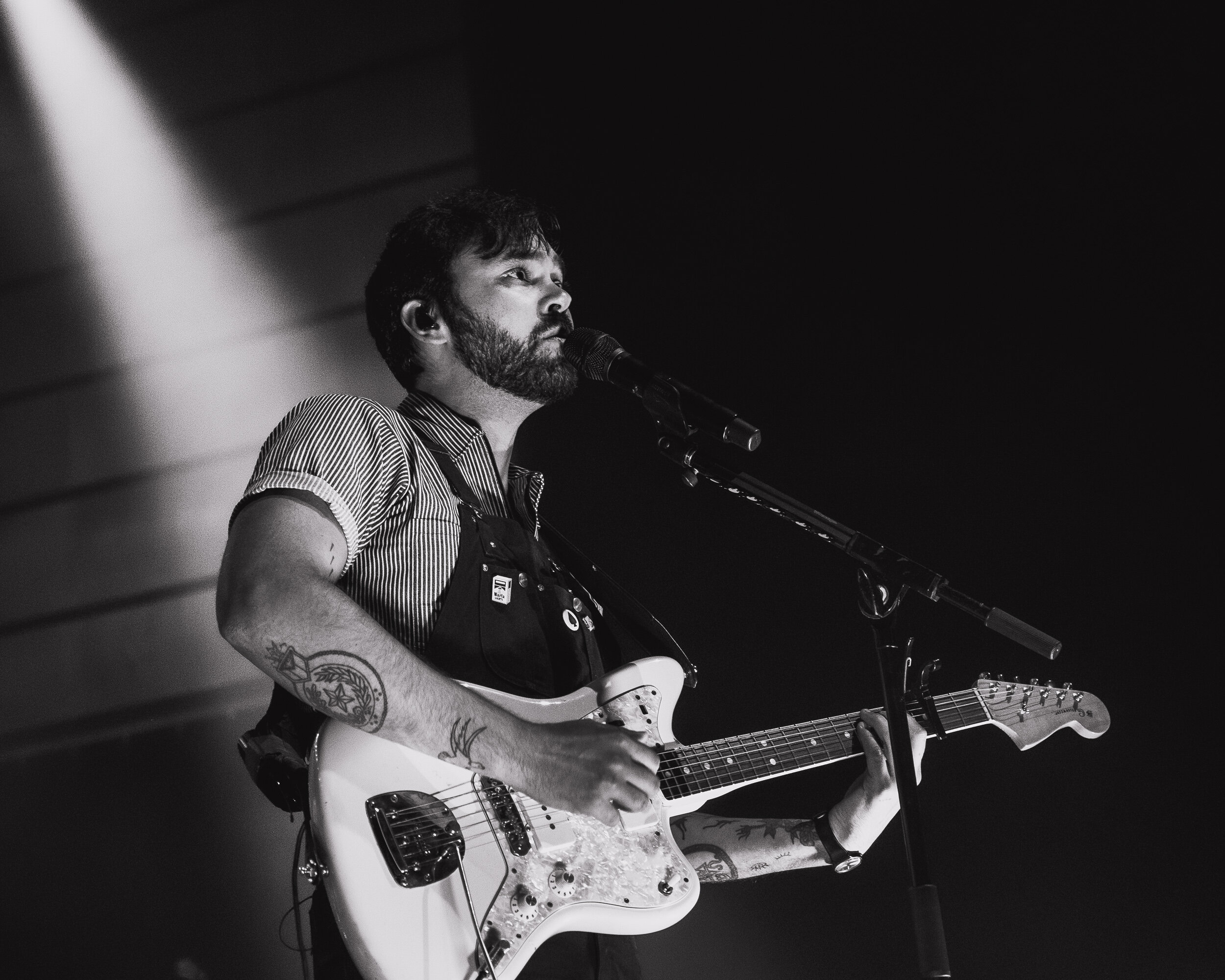 Shakey Graves at The Anthem (Photo by Joel Scott Richard)