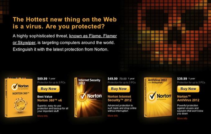 Flamer Virus Banner