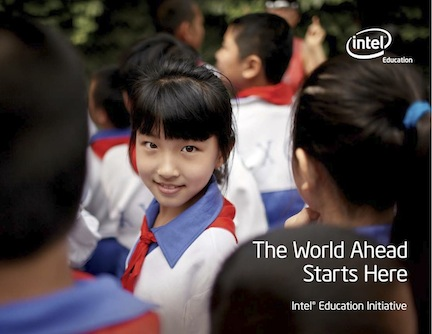 Intel Education Initiative Brochure