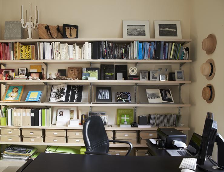 Leslie's office