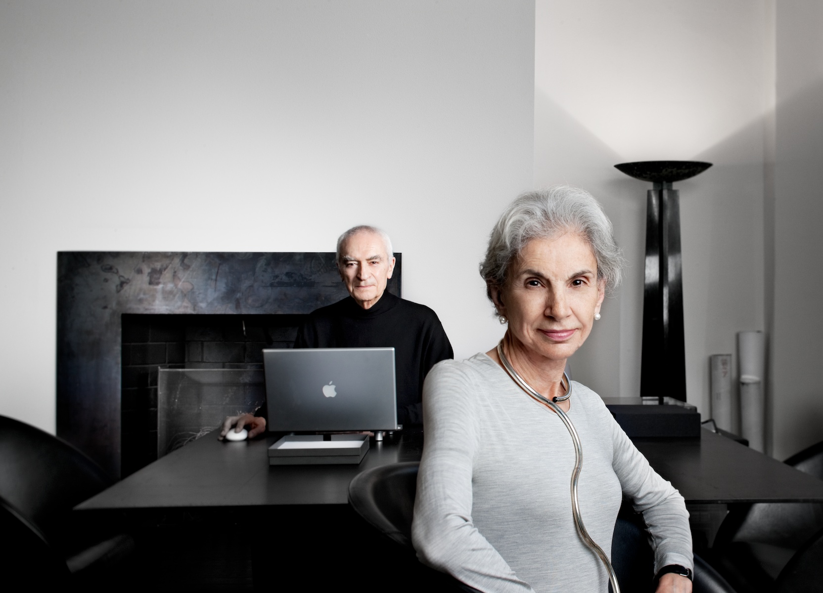 My favorite frame from the 2009 portrait session with Massimo and Lella.