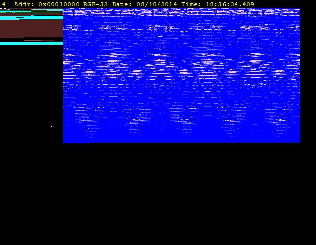A scrambled shot from the intro cutscene.