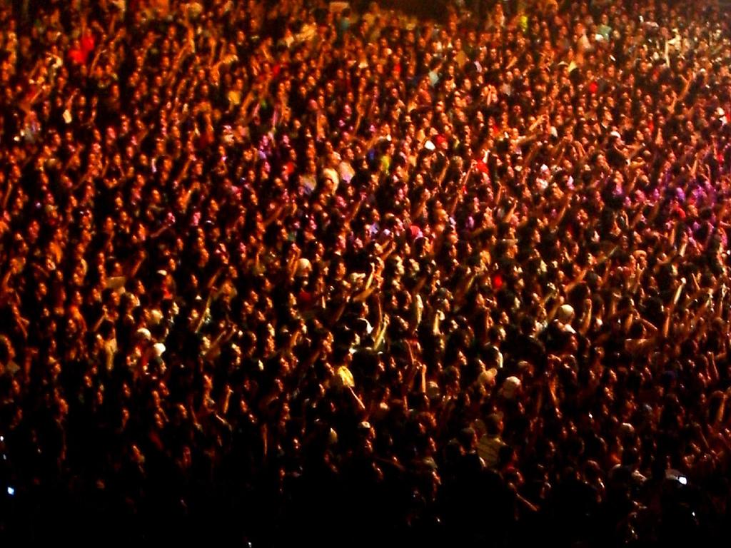 Concert Craziness