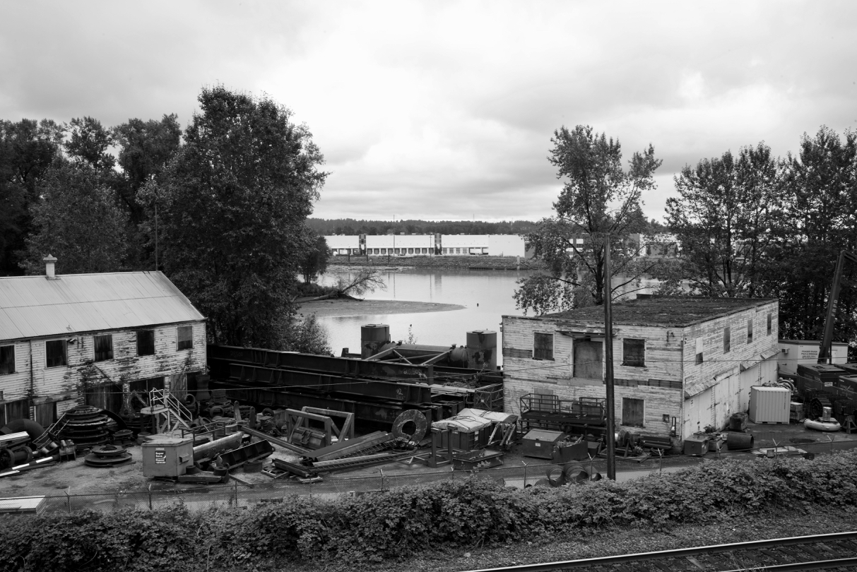 Fisheries Buildings, New Westminster B.C.