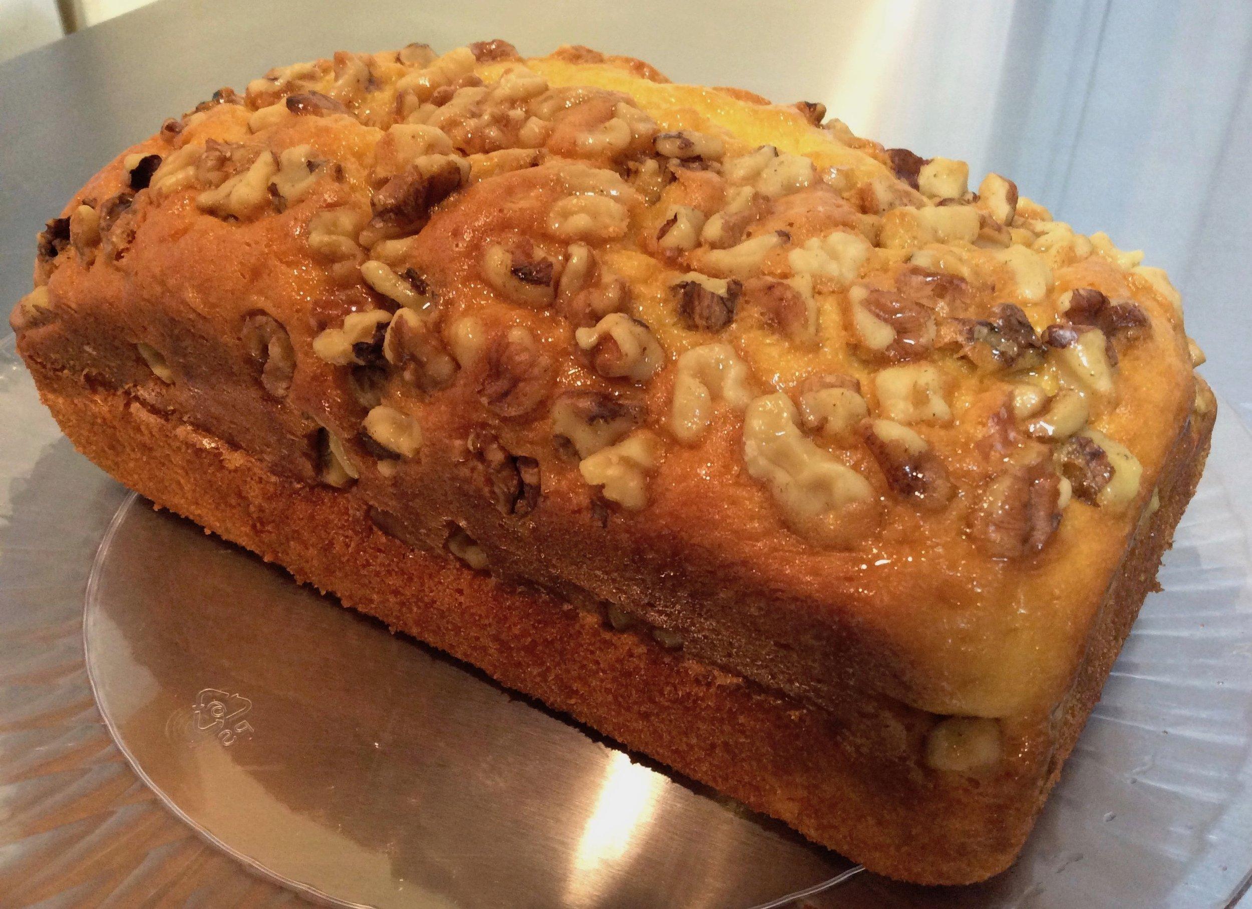 Classic Rum Loaf Cake