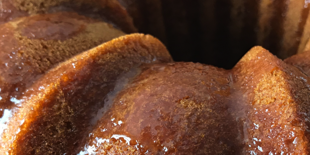 Original recipe! - Our Guava Rum Cake is unique & delicious!